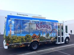 branding bus wrap
