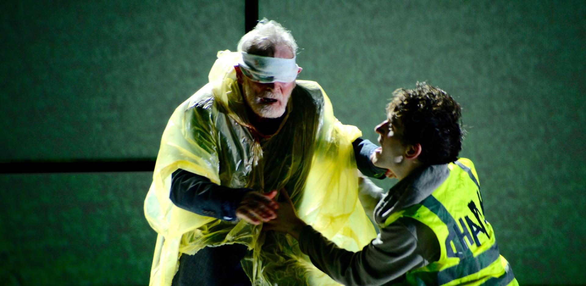 Harry Melling, Karl Johnson - King Lear