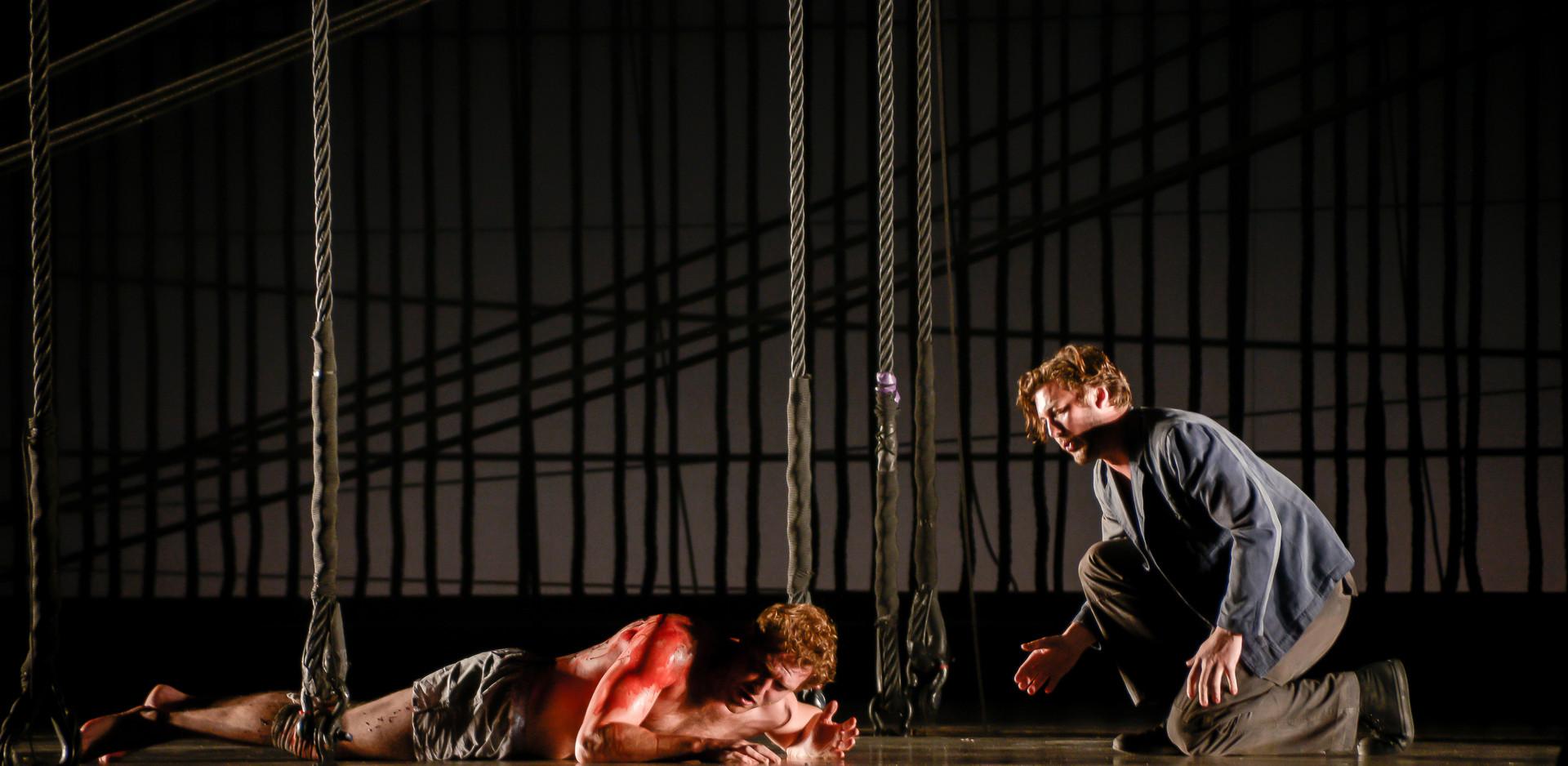 Billy Budd - Sam Furness & Dominic Sedgewick