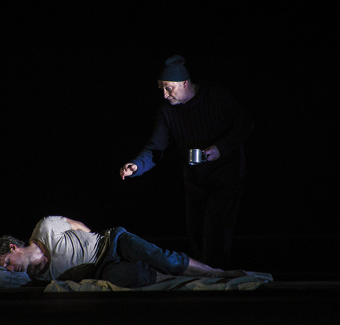 Billy Budd - Jacques Imbrailo & Clive Bailey