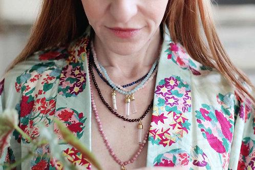 Ritual Necklace Light Blue Amazzonite