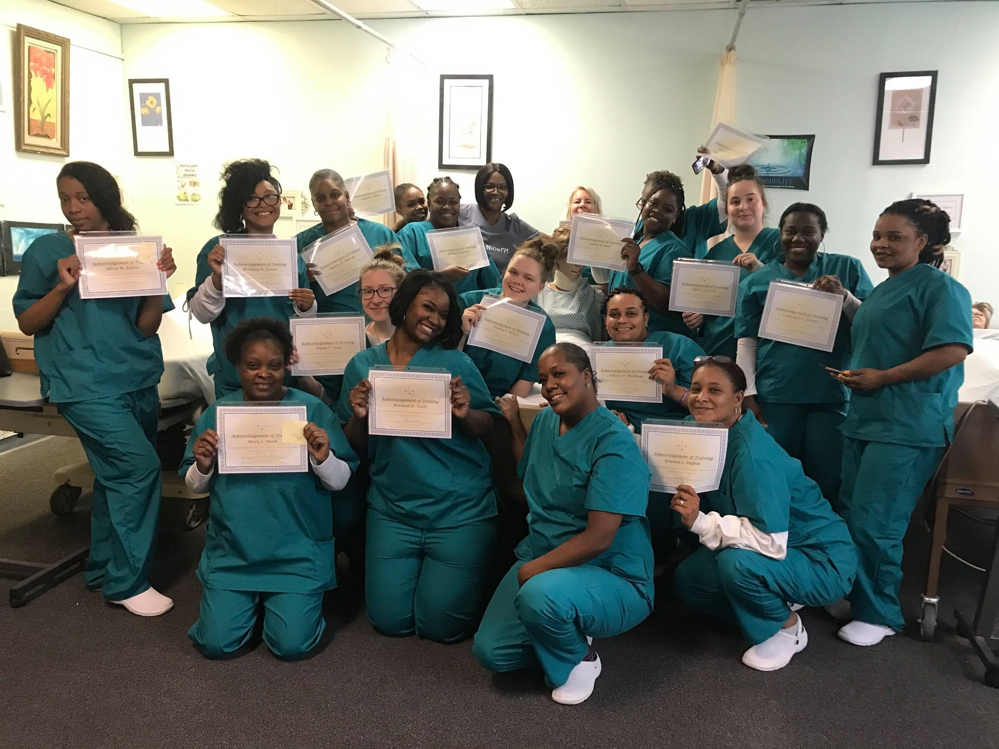 CNA - Day Class (August 30th, 2021)