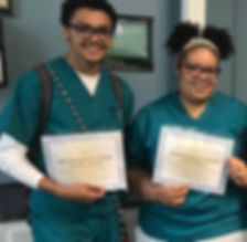 Health Care Solutions and Career Group: 2 week cna class graduates