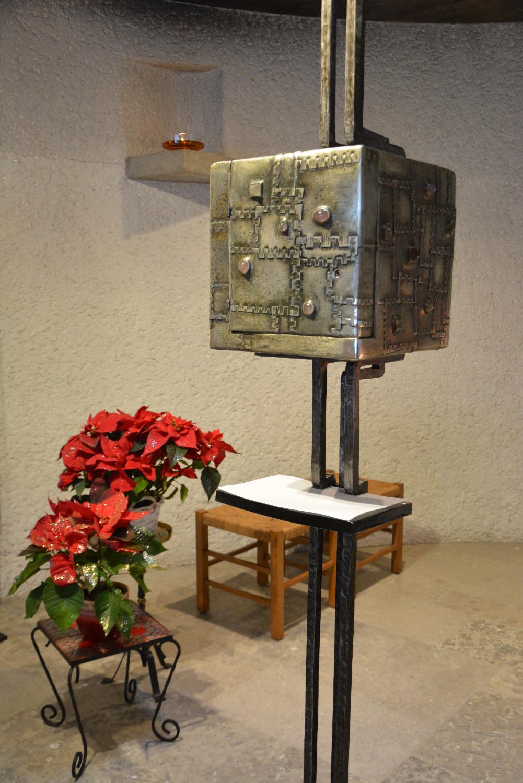 Tabernakel Kapelle Josefshaus