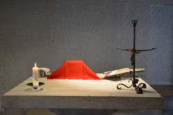 Altar Kapelle St. Josefshaus