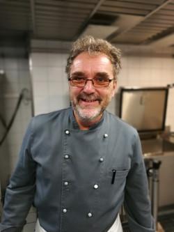 Jörg Geiger, Küche