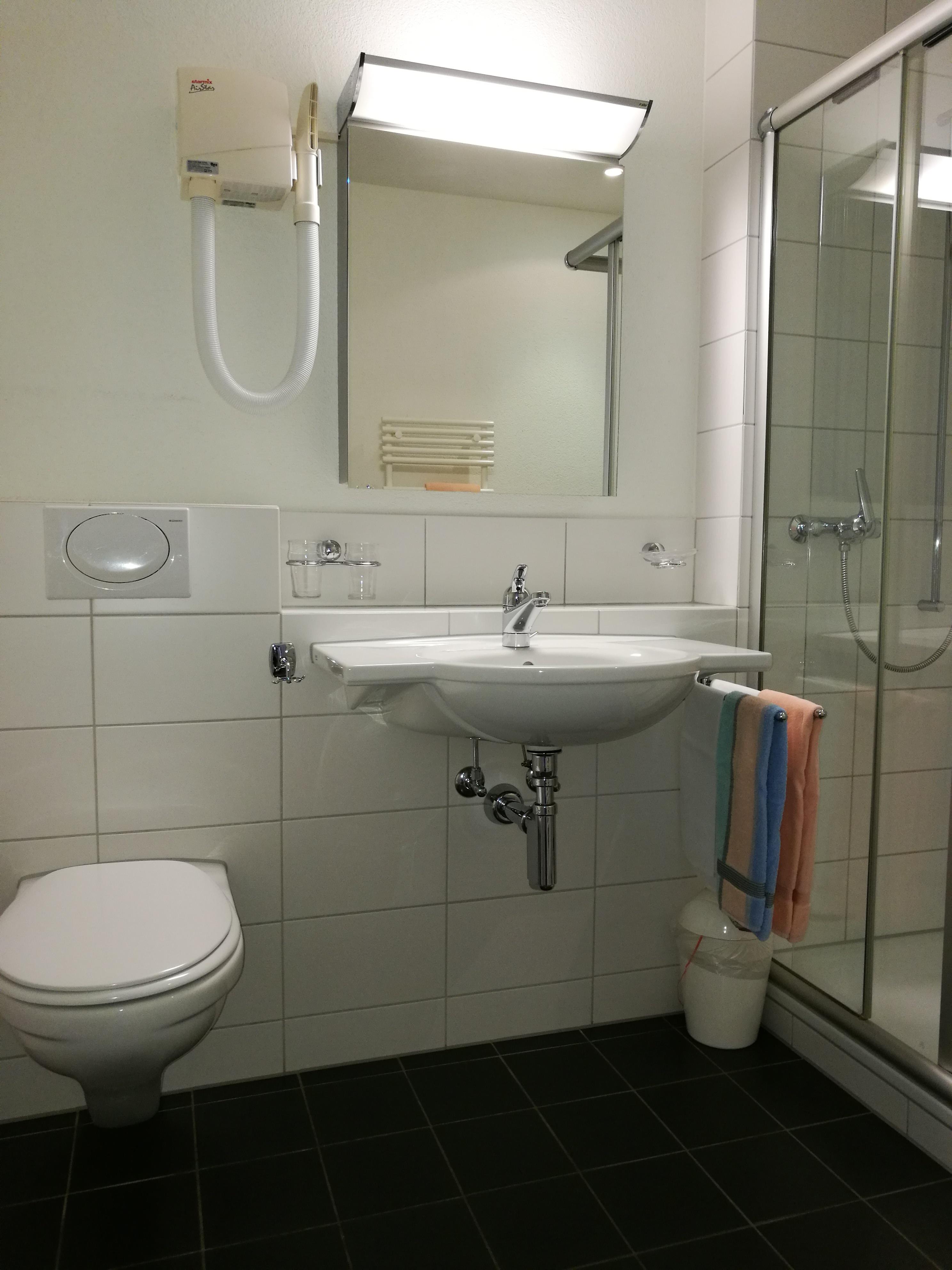 Appartement Dusche/WC