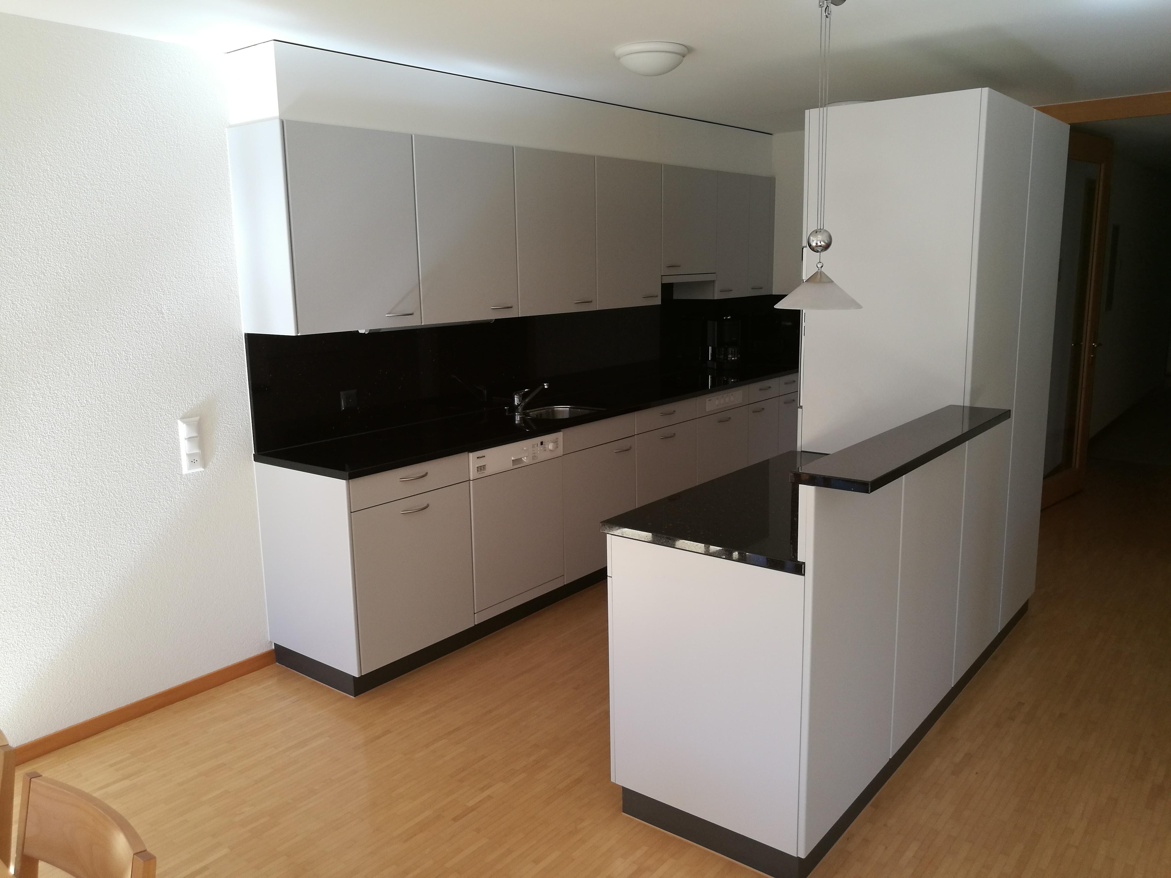 Appartement Ost Küche