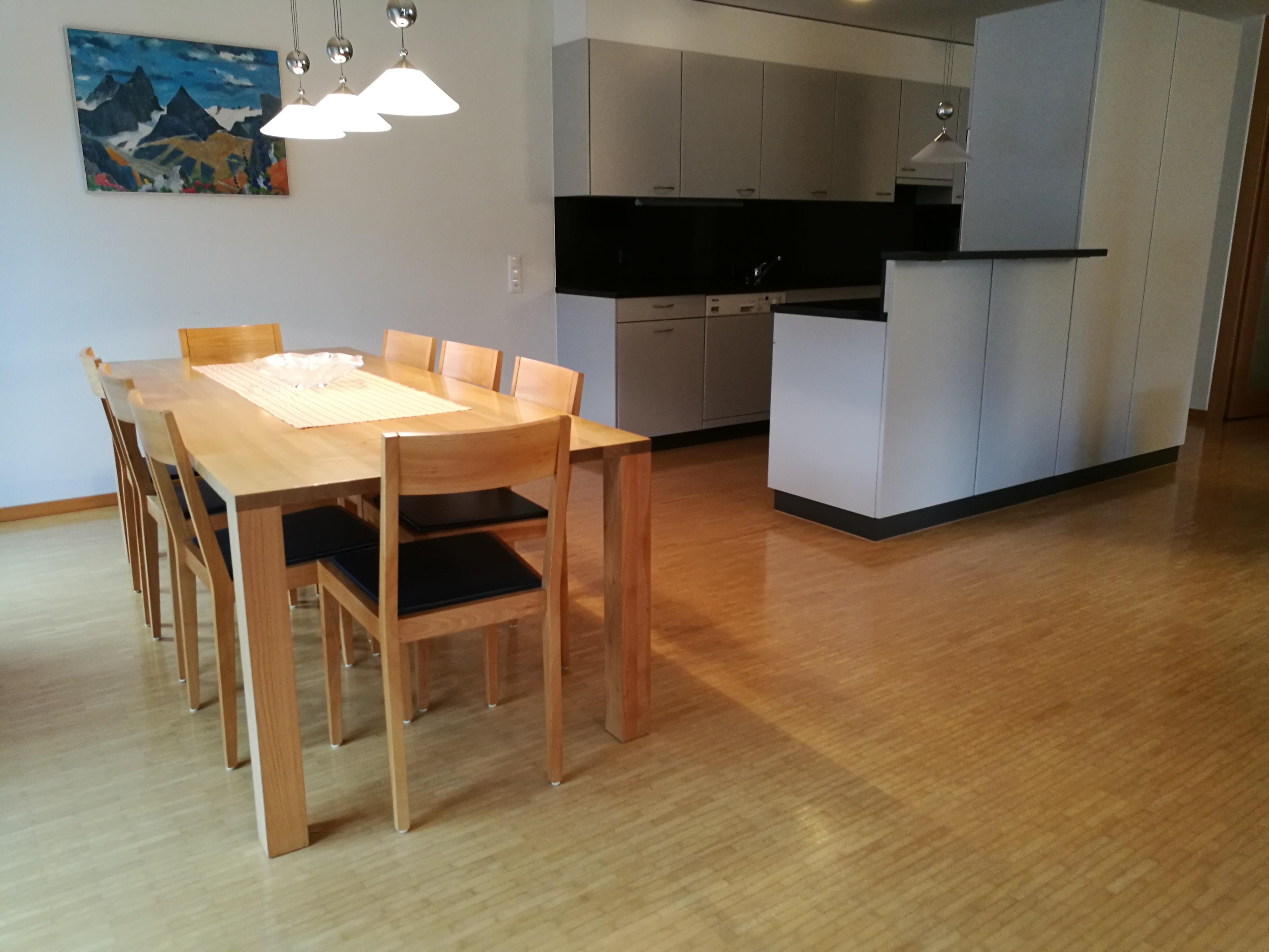 Appartement Ost Essen/Küche