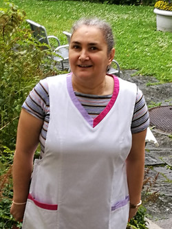 Eugenia Chaves, Housekeeping