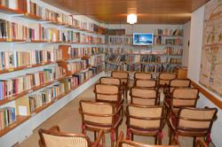Bibliothek & TV-Raum Cattanihaus