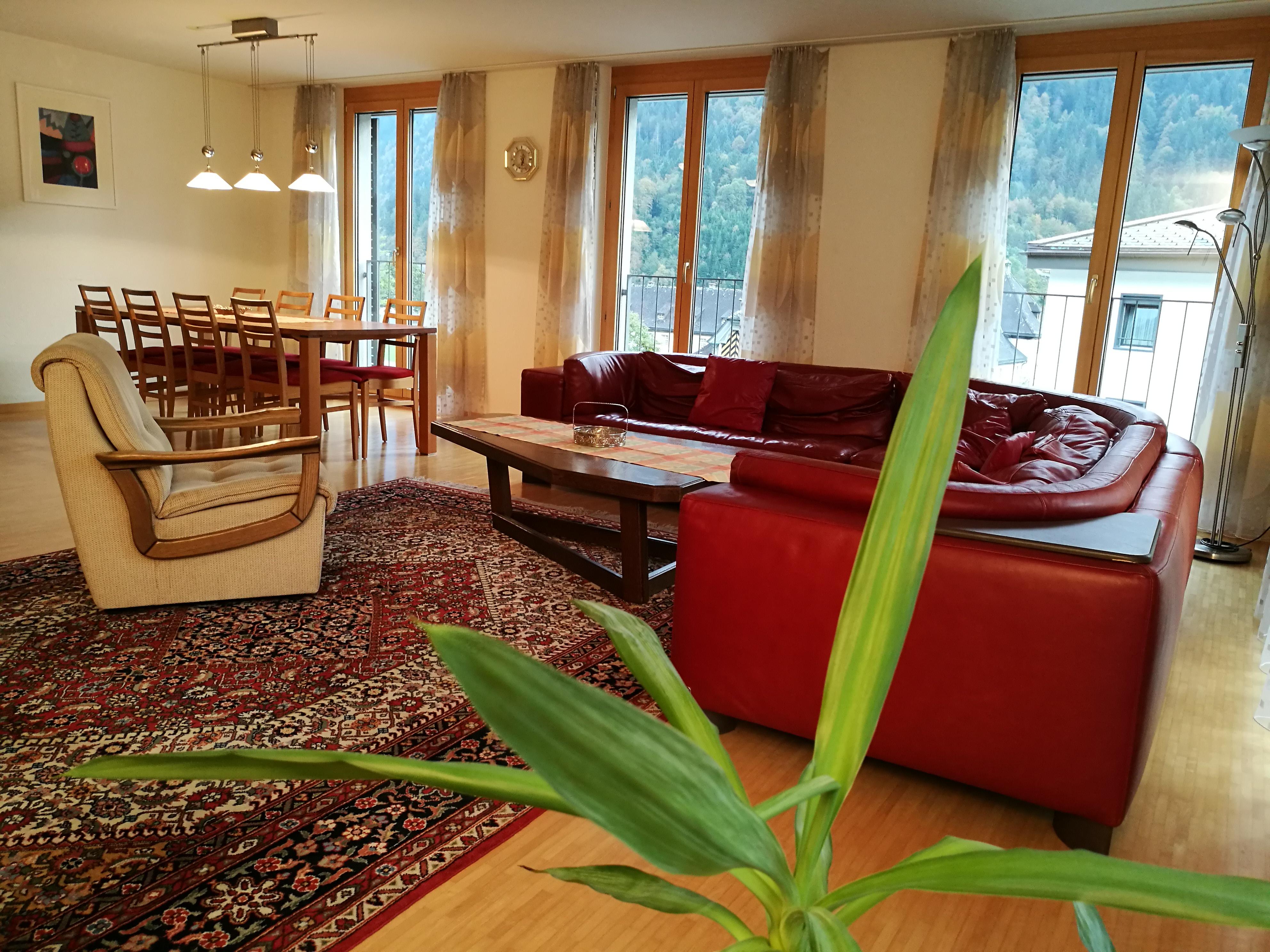 Appartement West Wohnzimmer