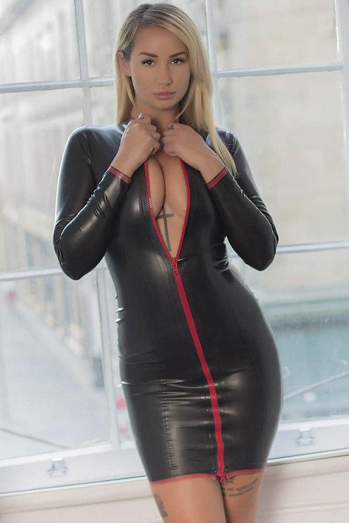 Latex Mistress Dress