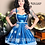 Thumbnail: Latex Snowflake Dress
