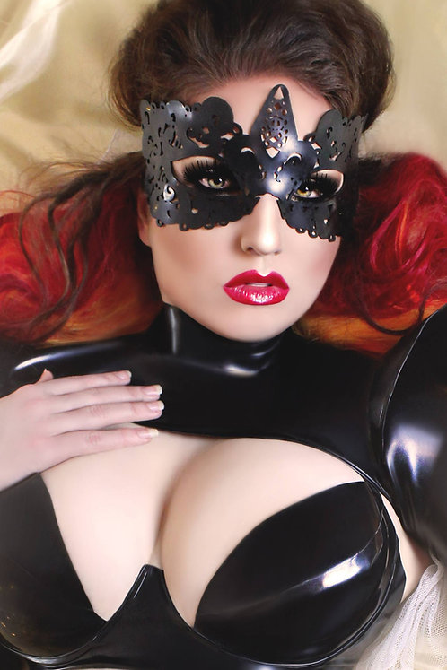 Latex Cosenza Mask