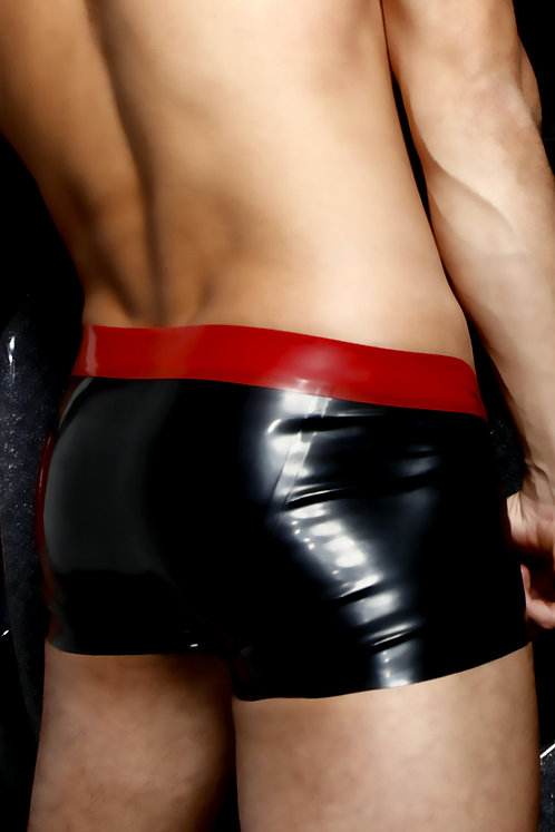 Latex Pouch Boxers