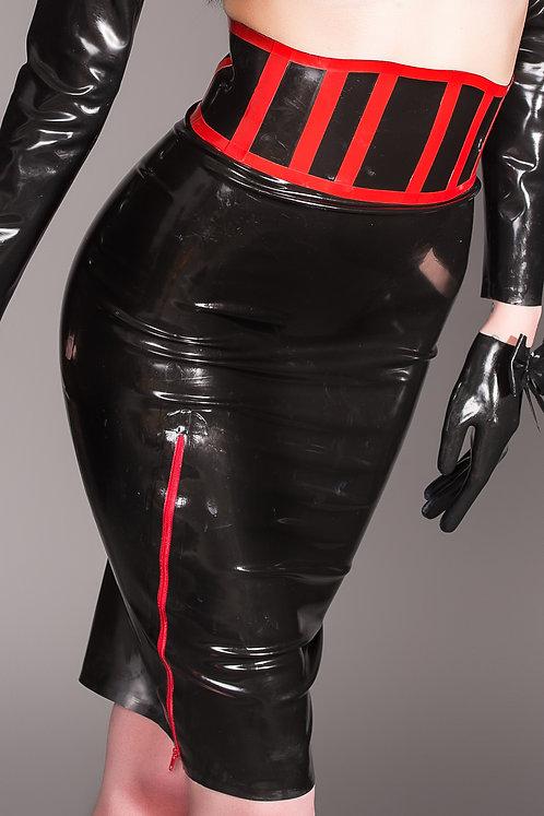 Latex Mistress Skirt