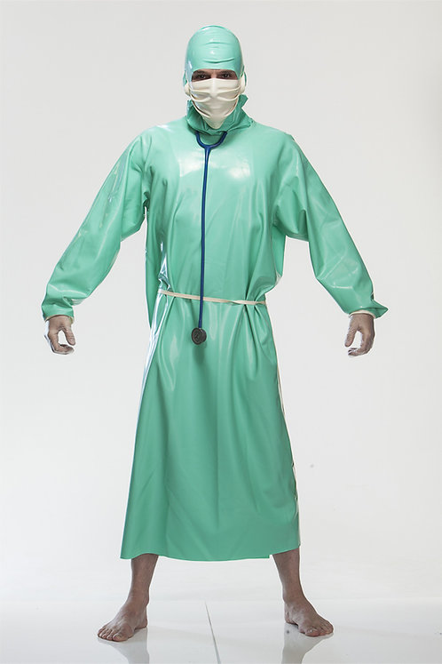 Latex Surgical Gown