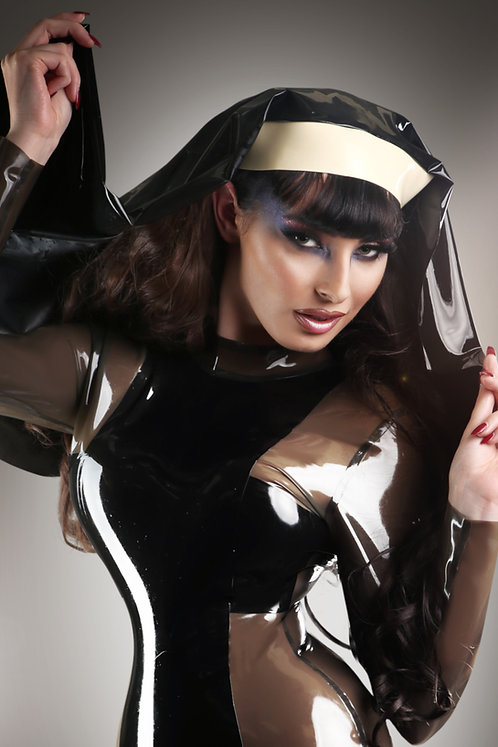 Latex Nun's Veil