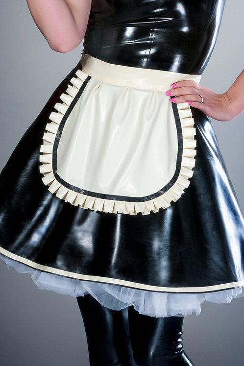 Latex French Maid Apron