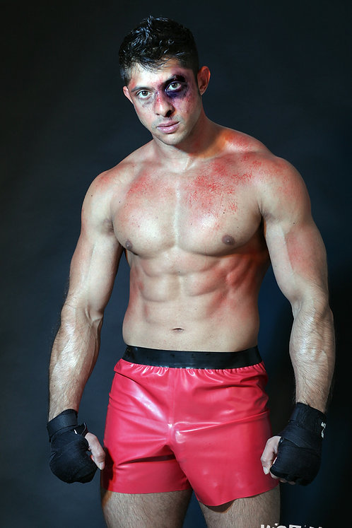 Latex Loose Boxers