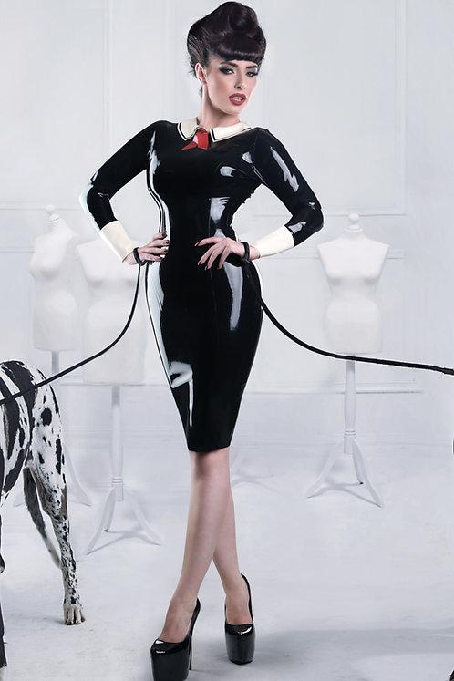 Latex K Dress