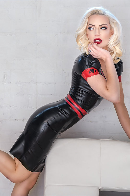 Latex Molly Dress