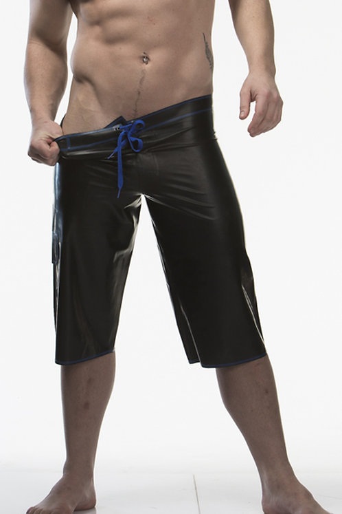 Latex Board Shorts