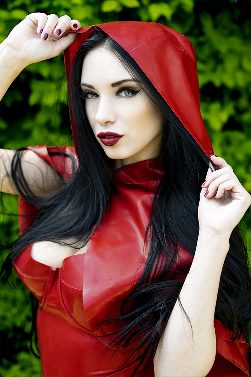 Latex Cape