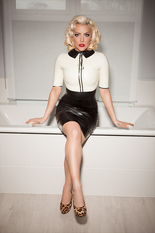 Latex Connie Dress
