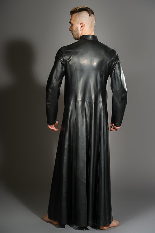 Latex Priest Coat