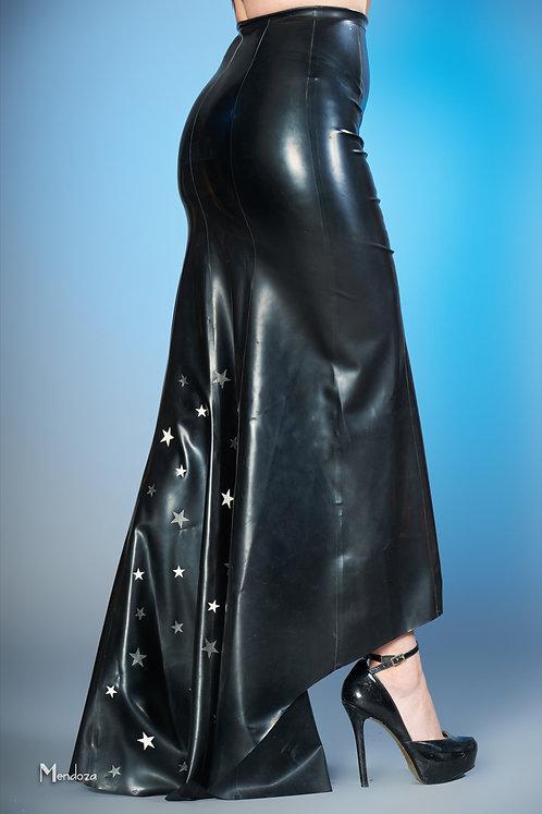 Latex Hollywood Skirt