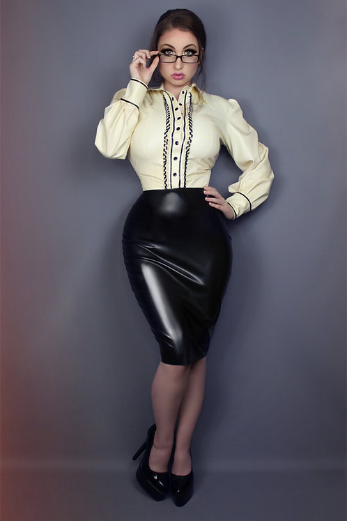 Latex Secretary Set