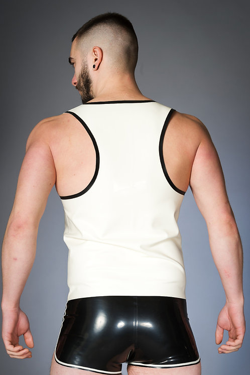 Latex Muscle Vest