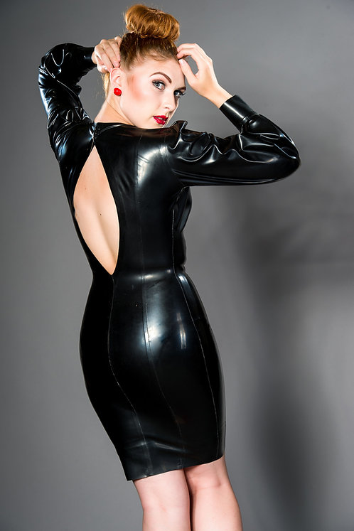 Latex Amelie Dress