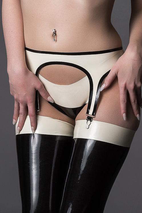 Latex Betty Panties
