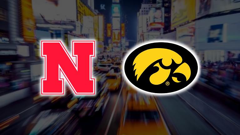 Nebraska vs Iowa