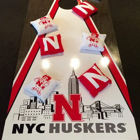 NYC Huskers Football 2018