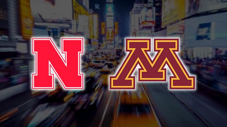 Nebraska @ Minnesota