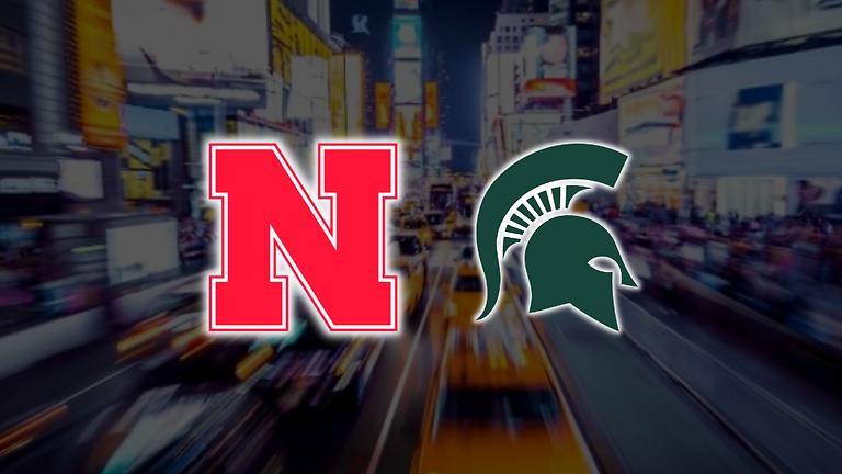 Nebraska @ Michigan State