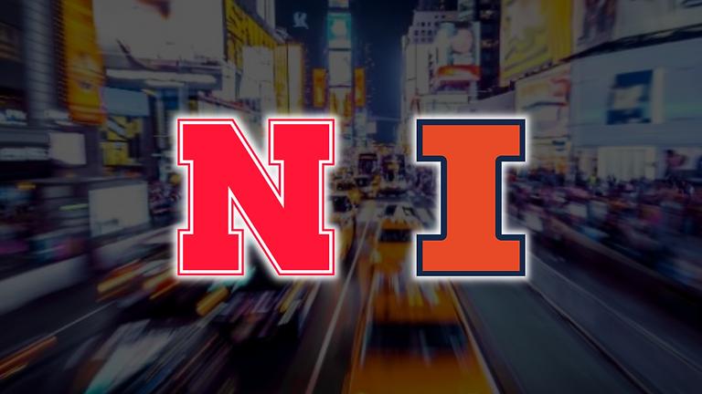 Nebraska @ Illinois