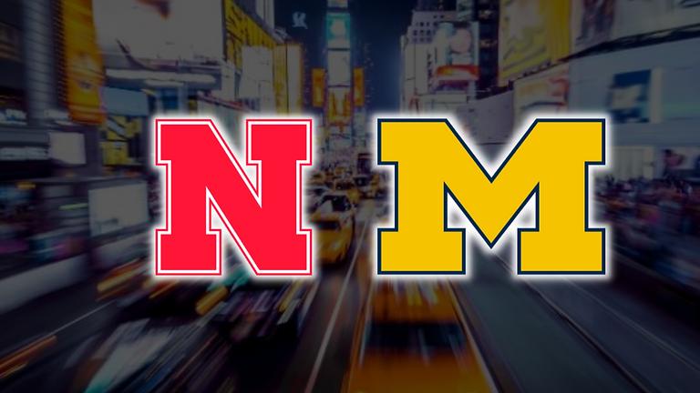 Nebraska vs Michigan