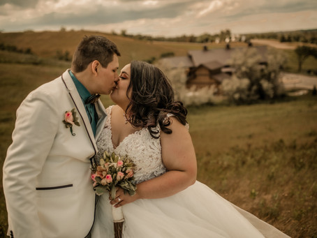 Always & Forever -A Fairy Tail Rustic Wedding
