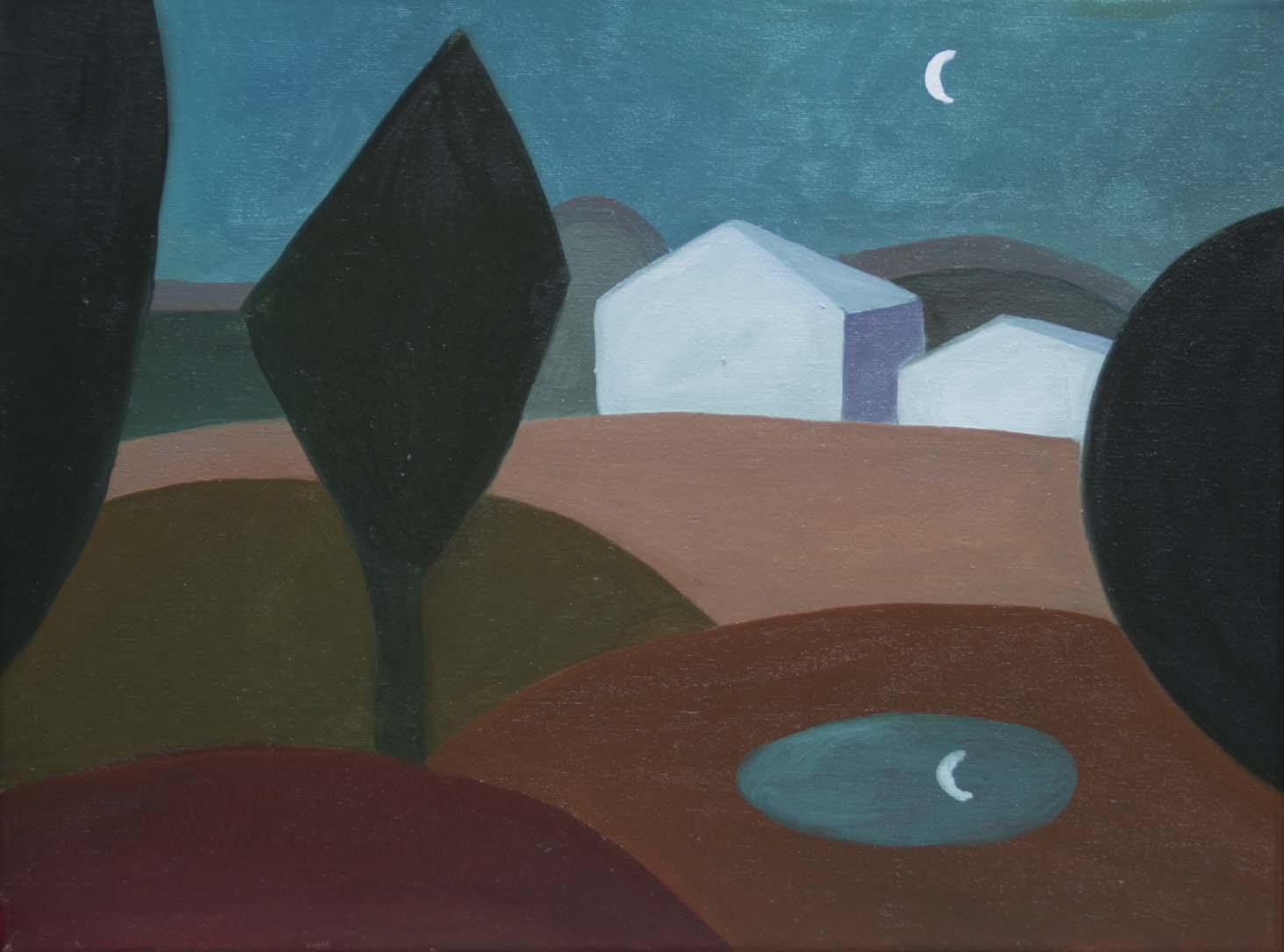 Ночной пейзаж