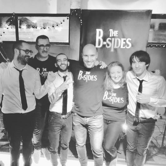 The B-Sides, Lenox Pub, 13 Decembre 2019