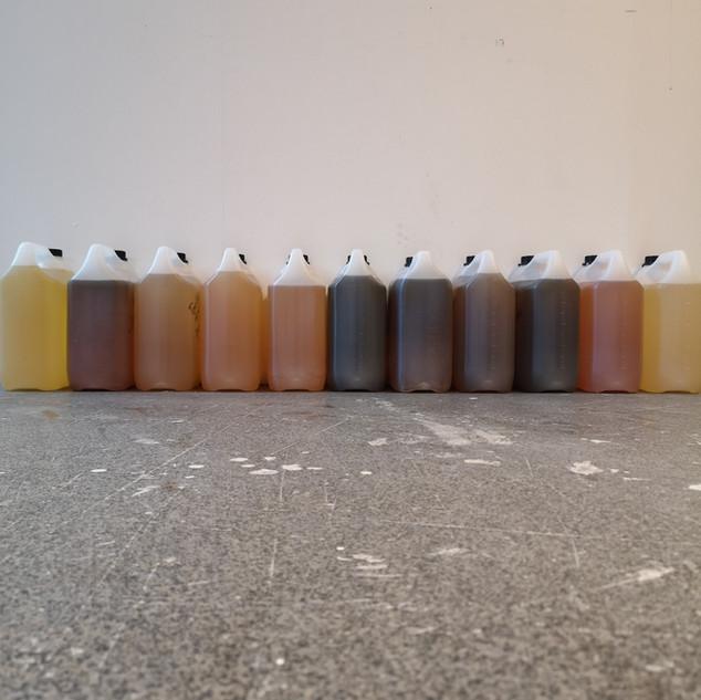 60 liter urin
