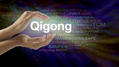 Qigong words