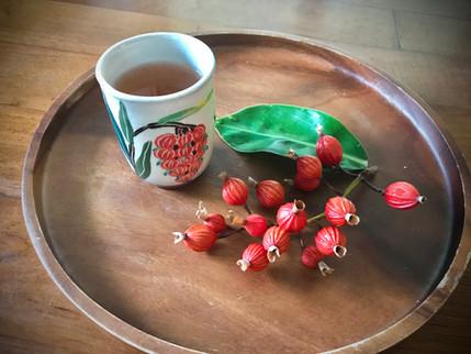 月桃のお茶