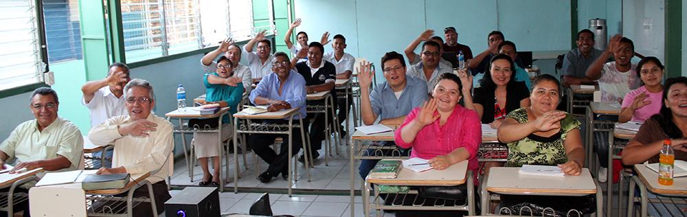 es pastor training wave