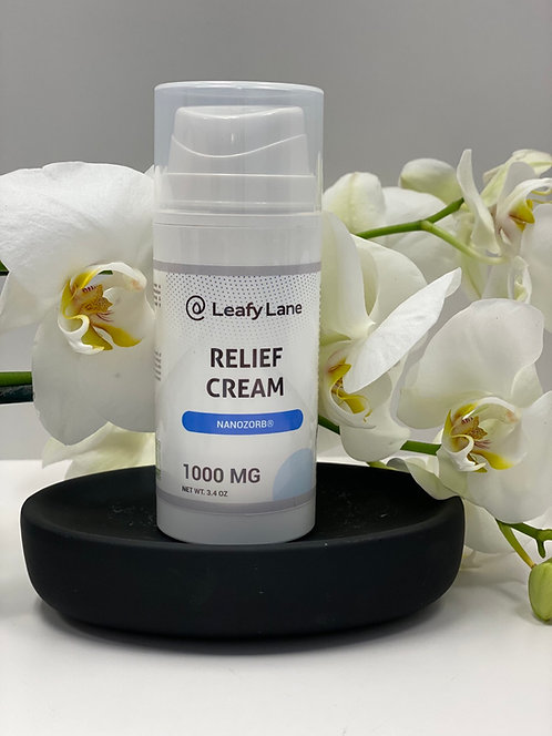1000mg Relief Cream
